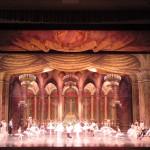 神﨑バレエ「眠れる森の美女」3幕リハーサル風景より
