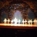 かつめバレエ「眠れる森の美女」2幕リハーサル風景より